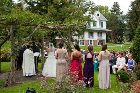 New York Wedding Photographer ? Bailey Arboretum Wedding