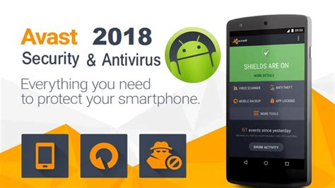avast mobile security apk free avast antivirus pro apk 2018 android mobile security