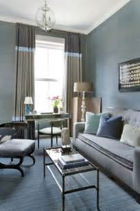 blue livingroom brown and blue living room decobizz