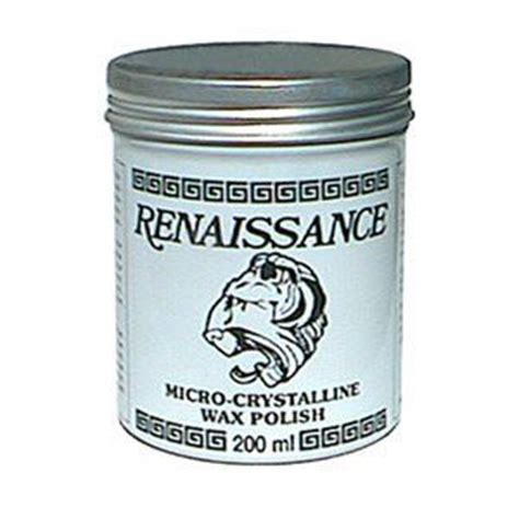 renaissance wax renaissance wax microcrystalline