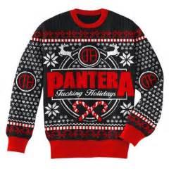 metallica xmas sweater pantera ugly christmas sweater now available