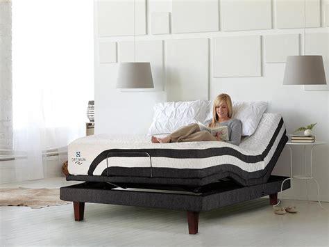 sealy adjustable beds optimum contouring mattress bed base sealy australia