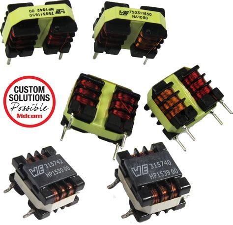Midi D 11 mid d11 dual coil common mode choke power common mode