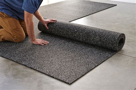 rolled rubber flooring from ultimate rb endless uses