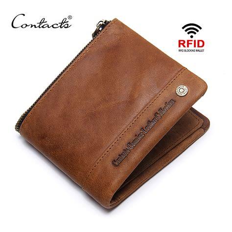Dompet Lipat Bifold Wallet Pria contact s dompet pria anti theft rfid block wallet coffee jakartanotebook