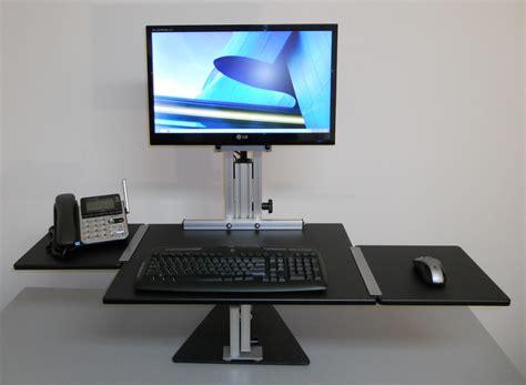 kangaroo adjustable height desk kangaroo pro junior adjustable height desk ergo desktop