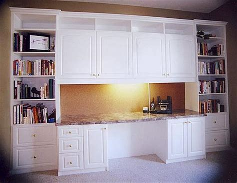 Home Office Design Storage Closetcraft Custom Designed Home Offices Desks And