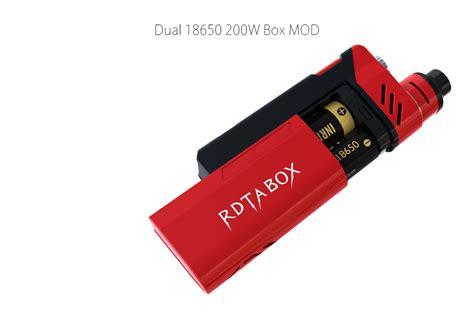 Ijoy Rdta Box 200w Authentic best wholesale deal for authentic ijoy rdta box 200w