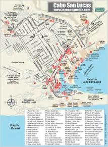 cabo san lucas map mexico