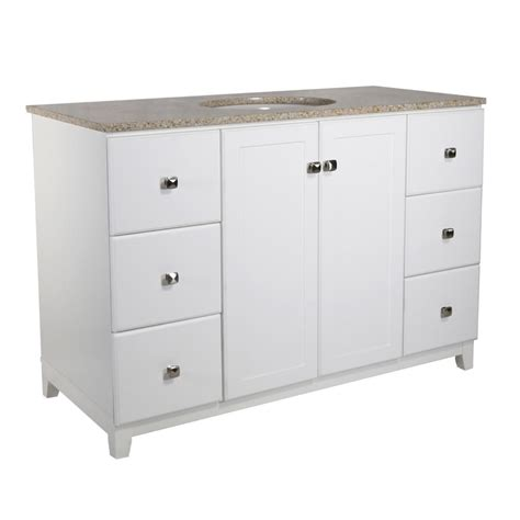 design house shorewood 48 in w x 21 in d 2 dr 6 drawer