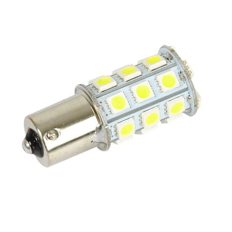 Hotsystem 10pcs 5050 White 1156 Ba15s Rv Trailer Interior Led Light Bulbs For Rv Interior