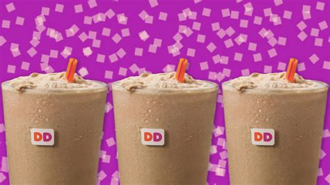 Coffee Dunkin Donuts dunkin donuts free frozen coffee today
