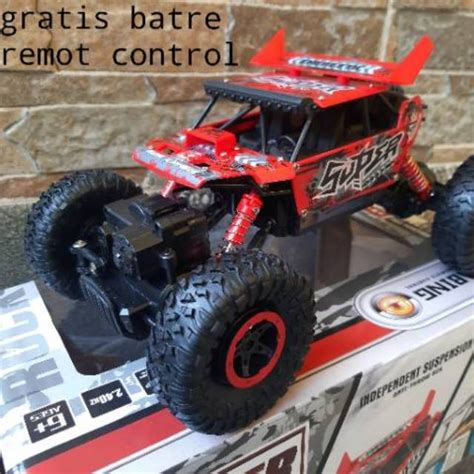 mobil remot rc offroad wd mainan rc remote control