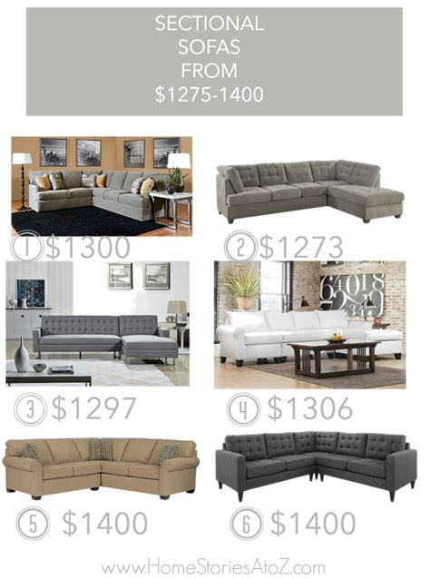 inexpensive sectional sofa 25 affordable sectional sofas