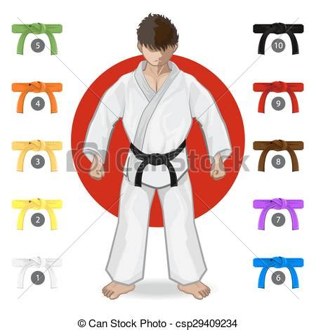 sistema arte arte sistema rango karate marziale cintura arte