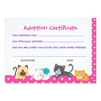 Free Printable Adoption Day Cards
