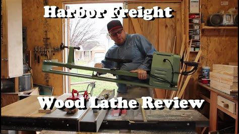 harbor freight    wood lathe    small