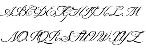 tattoo font exmouth shithappens cursive font download