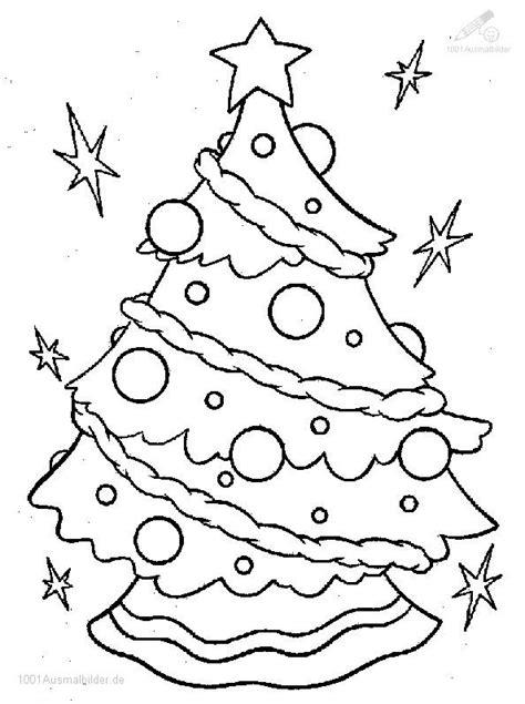 weihnachtsbaum ausmalbild ausmalbild weihnachtsbaum