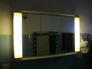 alibert schrank ikea sieper spiegelschrank mit seitlicher beleuchtung