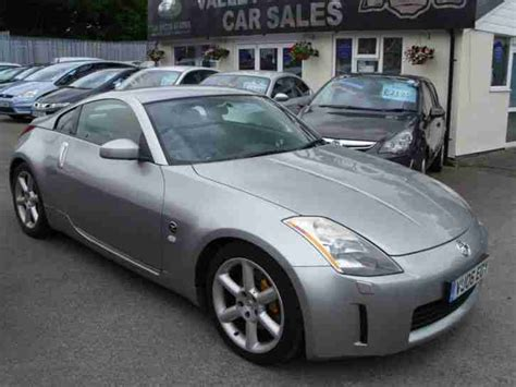 is a nissan 350z a sports car nissan 350z 3 5 v6 sports coupe car for sale