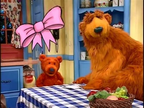 bear inthe big blue house morning glory image yougo ojo 25 png bear in the big blue house wikia fandom powered by wikia