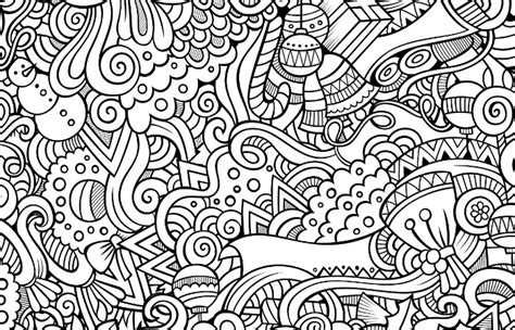 easy coloring pages to print for adults 10 free printable holiday adult coloring pages