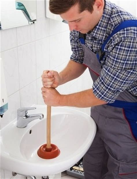 how to plunge a bathroom sink how to unclog a drain bob vila