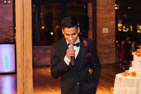 Chicago Wedding at Bridgeport Art Center: Yousuf & Afia