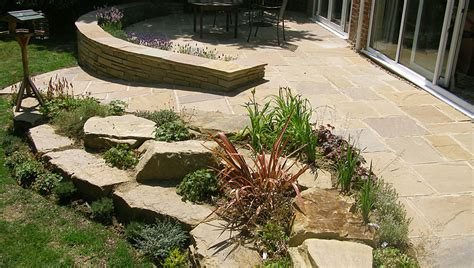 Rockery Retaining Schemes And Ideas Landscape Garden Small Garden Rockery Ideas
