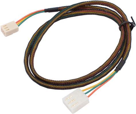 wandle mit kabel für steckdose aqua computer webshop anschlusskabel f 195 188 r