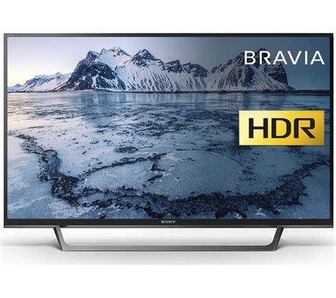 buy sony bravia kdl40we663 40 quot smart hdr led tv free