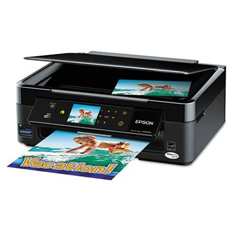 Printer Epson Nx430 epson 174 stylus nx430 wireless all in one inkjet printer