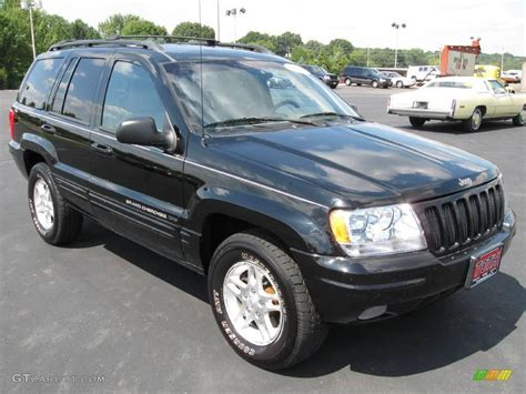 2000 Jeep Black 200 Interior And Exterior Images