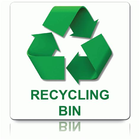printable recycle stickers buy recycling bin labels recycling labels