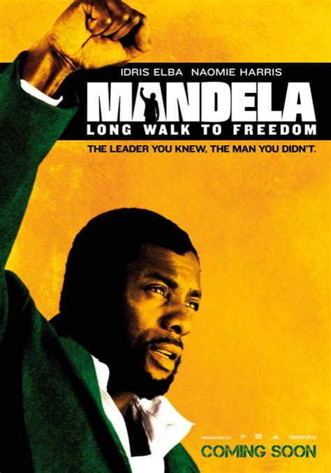 mandela biography film in life there s nothing promised except death