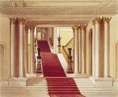 Buckingham Palace Interior Pictures by Morrison Douglas 1814 1847 Buckingham Palace The