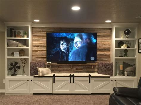 Living Room Entertainment Ideas by Diy Entertainment Center Ideas And Designs For Your New