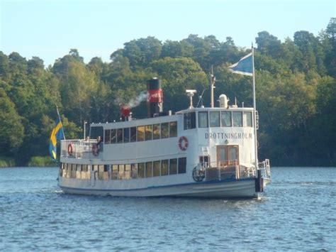 boat ride stockholm the boat ride bild fr 229 n drottningholms slott stockholm