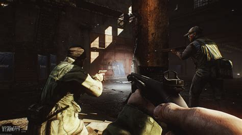 Escape From Tarkov Giveaway - escape from tarkov showcases scavs faction with video images