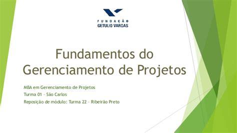 Mba Gerenciamento De Prgetos Univali Ovideo by Sanca Greenhouse