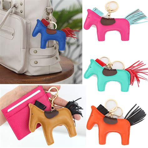 Can You Purchase Items Online With A Visa Gift Card - women bag accessory genuine lambskin leather tassel charm handbag ornament ebay