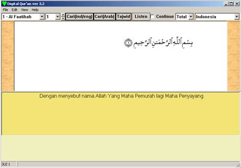 download al quran digital with mp3 bisa disetel per ayat pusat download software al quran digital with mp3