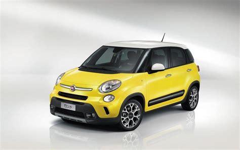 Miniature L by Fiat 500l Trekking Quasi Un Mini Suv