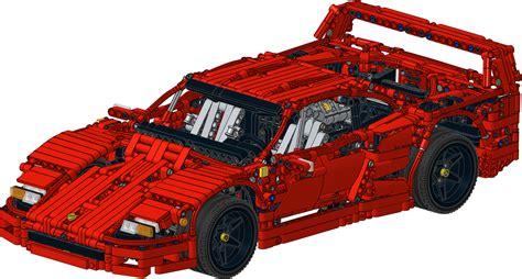 Bauanleitung Auto by Technic Autos Cars