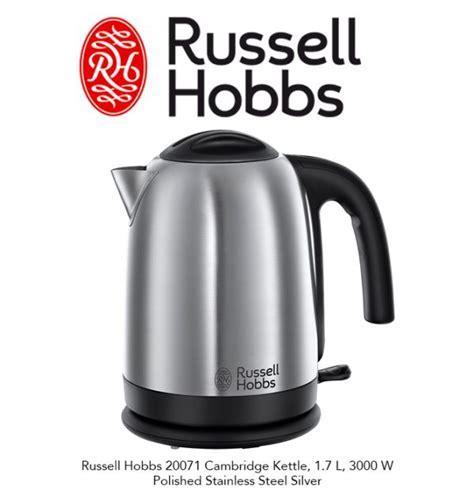 Russell Hobbs 20071 Cambridge Cordless Rapid Boil Jug