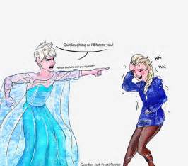 Disney characthers couples images elsa x jack frost wallpaper and