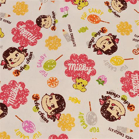 Cotton Japan Garis peko chan fabric panel kits cotton oxford s sewing quilt crafts japan ebay