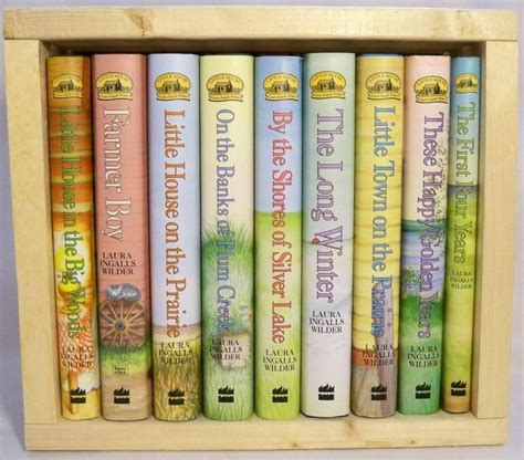 wilder the guardian series the complete set books house on the prairie ingalls wilder