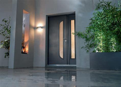Dimension Porte D Entrée 3258 by Porte D Entr 233 E Moderne Blanche Urbantrott
